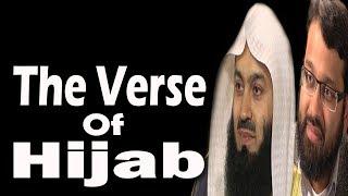 No Ambiguity On Hijab In The Quran | Mufti Menk & Dr Yasir Qadhi