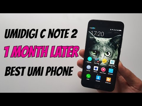 Best Umi smartphone? Umidigi C NOTE 2 after 1 month (My thoughts and impressions) Good vibes