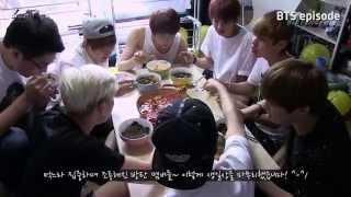 [Episode] 1st BTS Birthday Party (Jin chef of BTS)