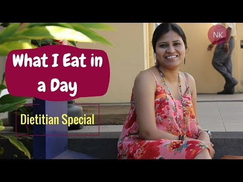 What I Eat in a Day | What a Dietitian Eats in a Day | Healthy Diet with Me | Nainja Kapoor