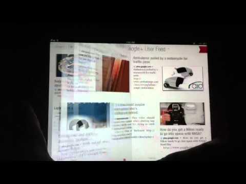 How To Get Your Favorite Google+ Personalities Stream Into iPad Flipboard App