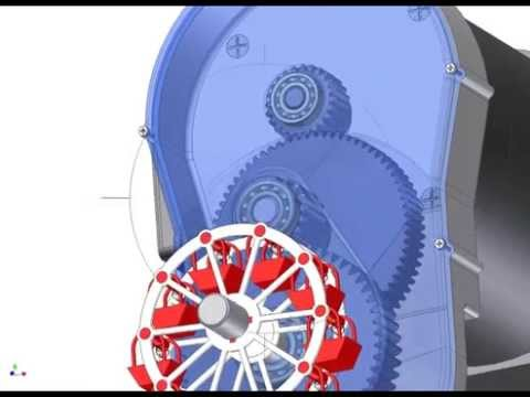 Gearbox Design Project