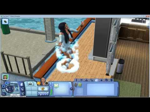 Sims 3 island paradaise mermaid (The easy way)
