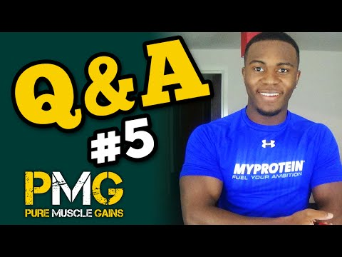 Q&A #5 | Losing Stomach Fat, UK BodyPower 2015 & My Bodybuilding Budget