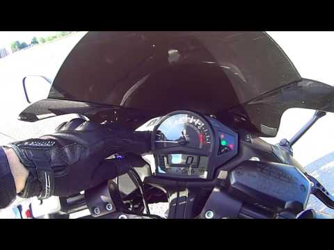 How To: Switch between MPH and KM/H - Ninja 650