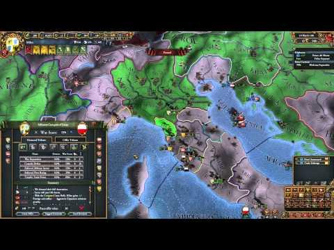 Milan (Ironman) EU4 Common Sense Ep7 - Growing Pains aka Coalition War