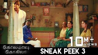 Kolamavu Kokila  Sneak Peek  3  Nayanthara Yogi Babu  Anirudh Ravichander  Nelson