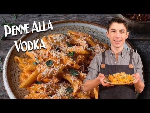 Penne Alla Vodka | Chef Eitan Bernath