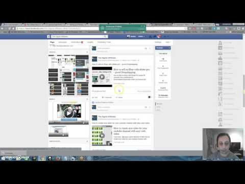 How to Get Free Traffic To Your Facebook Page with Fan Machine!
