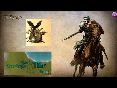 MOUNT & BLADE WARBAND FOUND THIS SECRET AREA IN TIHR KING RAGNAR| UNSRAW KING