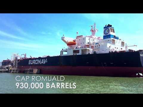 Port Corpus Christi - The #1 U.S. Crude Oil Export Port