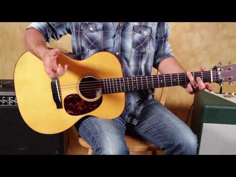 How a beginner acoustic guitar player can sound like a Pro