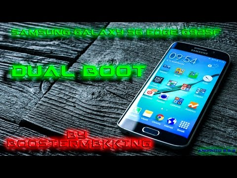 DualBoot Galaxy S6 EDGE g925f