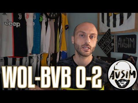 Partita noiosa decisa da terzini forti ||| Avsim Post Wolfsburg-Borussia Dortmund 0-2