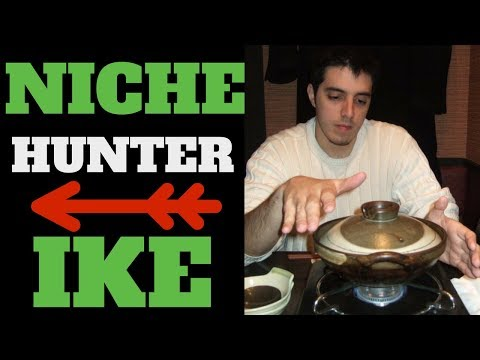 Blog Niche Hunting For Traffic And Affiliate Products