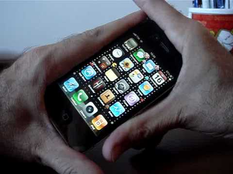 Tira-Teima - Teste da antena do iPhone 4