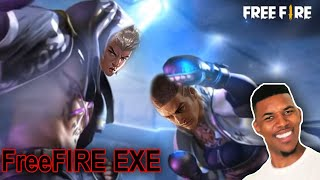 FREE FIRE.EXE | Noob Funny Gameplay