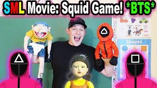 SML Movie: Squid Game! *BTS*