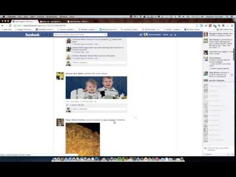 Facebook Geographic Smart List