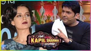Kapil Sharma Makes FUN Of Kangana Ranaut | Kapil Sharma Show