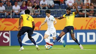 MATCH HIGHLIGHTS - Ecuador v Korea Republic - FIFA U-20 World Cup Poland 2019