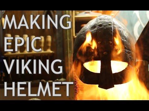 Viking Helmet - Making Of