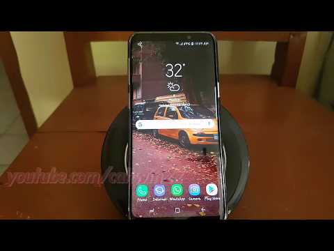 Samsung Galaxy S9 : How to Enable or Disable Smart Alert (Android Oreo)