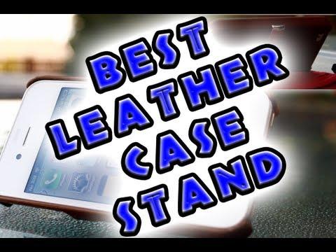(Sena Vista Case) Best iPhone 4 Leather Case - Review