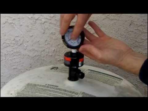 Pool Filter Pressure Gauge Replacement