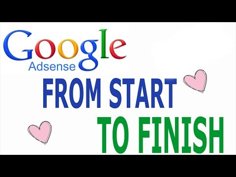 How To Setup Google Adsense From Start To Finish - Adsense Tutorial