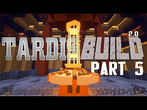 Minecraft Tardis Build | 5