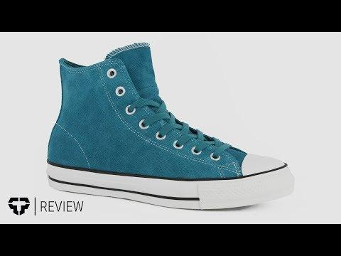 76821d027bf2d1 Converse Chuck Taylor All-Star Pro High Skate Shoes Review - Tactics.com
