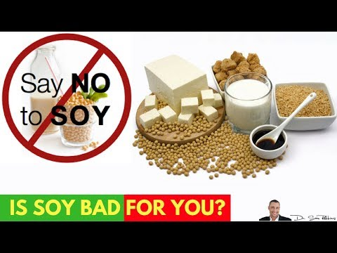 🥔 Can Soy Make You Fat, Depressed, Cause Cancer & Kill Your Libido?