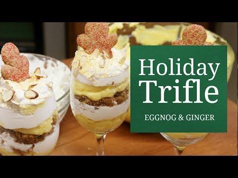 Eggnog Ginger Trifle | Rada Cutlery Video