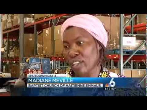 WTVJ Government Shutdown Day 4 Affecting Feeding South Florida