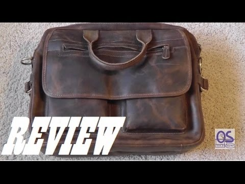 REVIEW: Kattee Leather 16