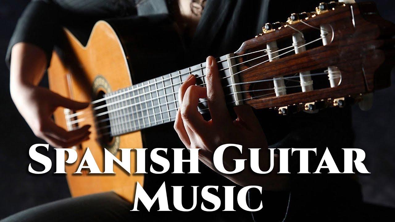 Spanish Guitar Music: Beautiful Relaxing Spanish Guitar Music (Instrumental)