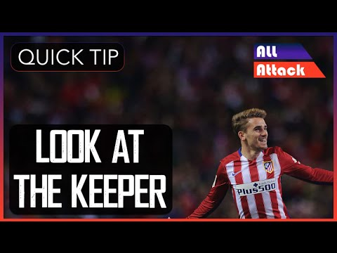 How to Beat the Goalkeeper | Quick Tip