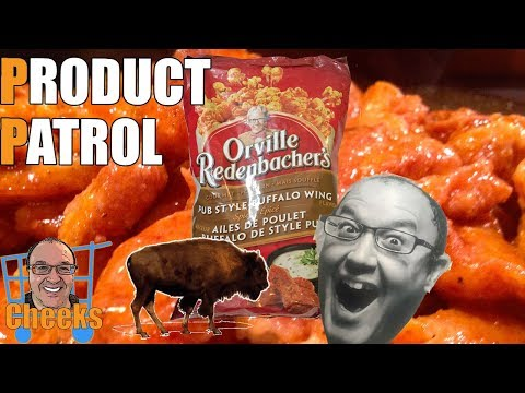 New Orville Redenbacher Popcorn Flavour: Pub Style Buffalo Wing
