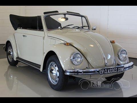 Volkswagen Beetle 1500 Cabriolet 1970 -VIDEO- www.ERclassics.com