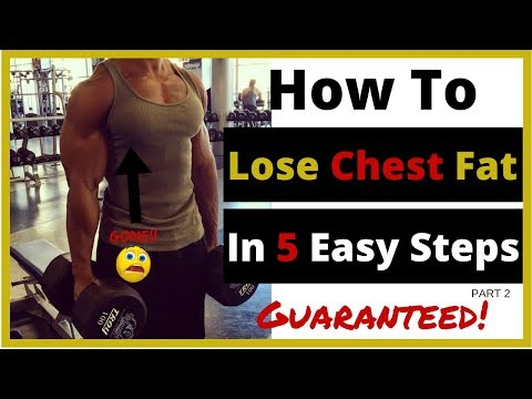 Key Exercises The Pros Use To Burn Chest Fat!
