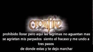 Crossfire Ecuador Las Normas De La Soledad