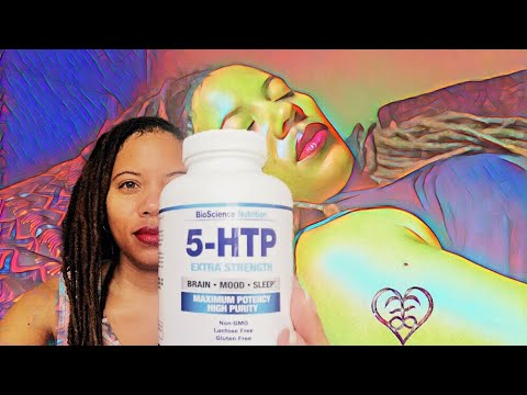 5-HTP: DREAM RECALL, VIVID DREAMS, and LUCID DREAMING