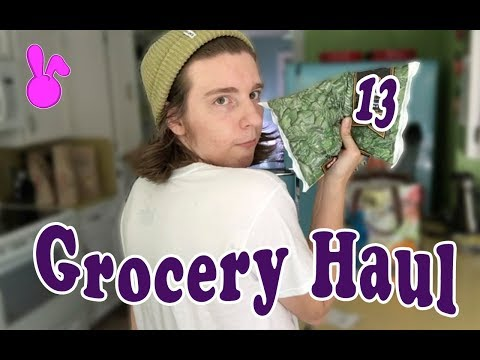 Max Shops Again (Grocery Haul No. 13)