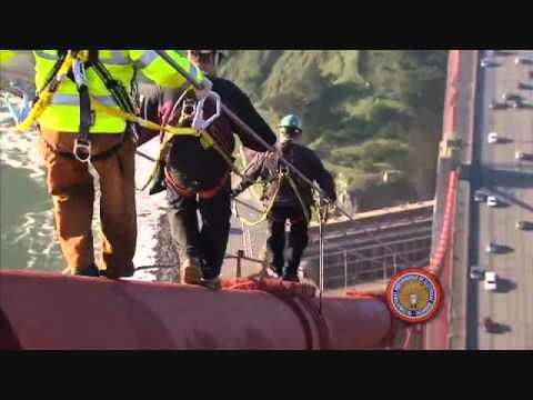 Golden Gate Bridge Electricians.wmv