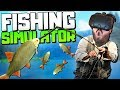 CATCHING FISH & GETTING RICH? - Catch & Release Gameplay - VR HTC Vive
