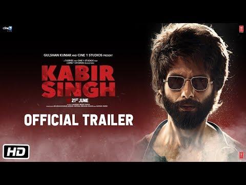Xxx Mp4 Kabir Singh – Official Trailer Shahid Kapoor Kiara Advani Sandeep Reddy Vanga 21st June 2019 3gp Sex