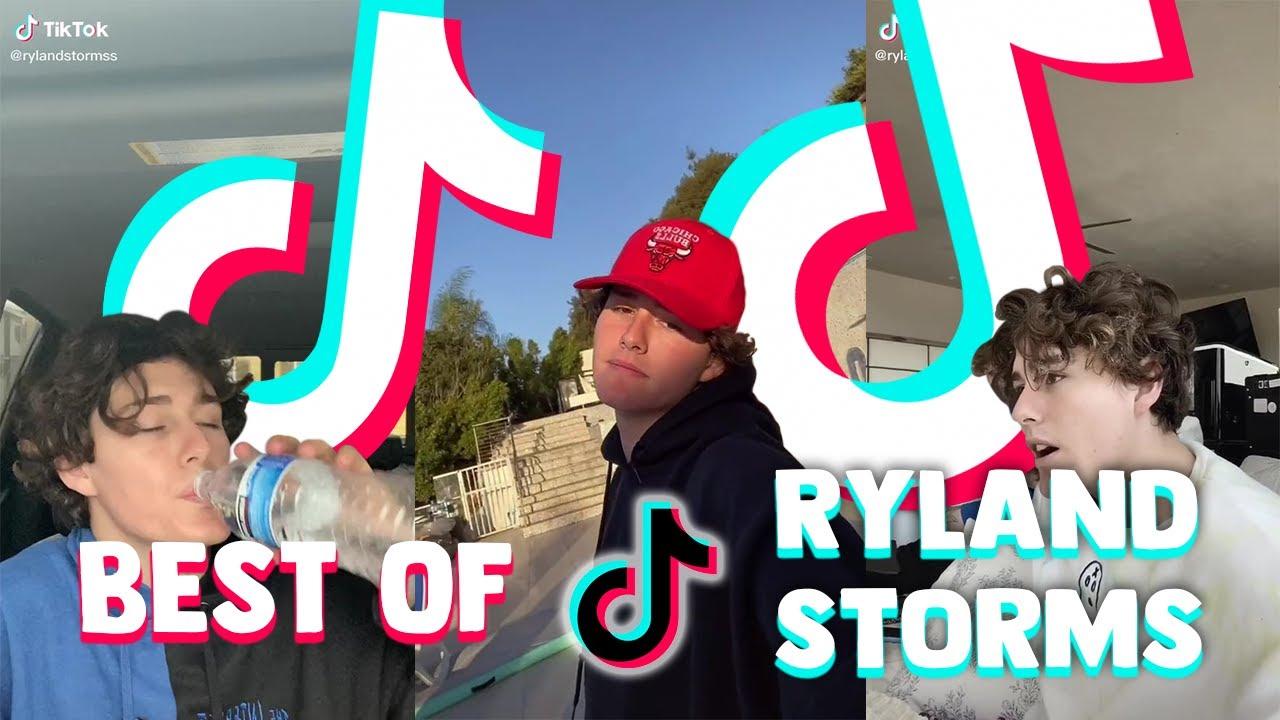 Best of Ryland Storms TikTok Compilation (RylandStormss)