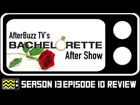 The Bachelorette Season 13 Episode 10 Review W/ Jared Haibon   AfterBuzz TV