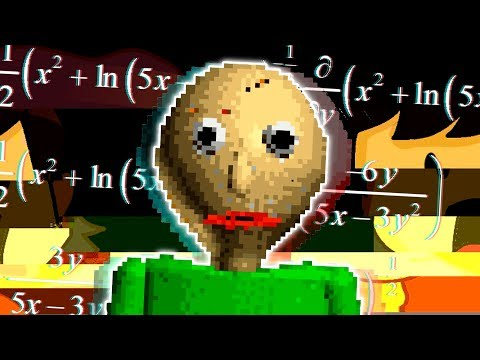 DO YOUR HOMEWORK OR HE WILL FIND YOU | Baldi's Basics in Education and Learning (Lets Play/Gameplay)